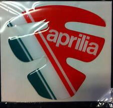 PARASERBATOIO CORTO ADESIVO PROTEZIONE SERBATOIO RESINATO MOTO APRILIA