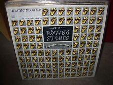 "ROLLING STONES anybody seen my baby ( rock ) PROMO 12"""