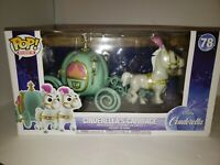 D13 Funko Pop! Rides Disney: Cinderella - Cinderella's Carriage 78