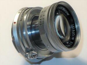 Leica M - SUMMICRON  5 cm 1:2 ... Leitz ... 50mm