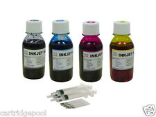 4x4oz refill ink for Canon PG-210 CL-211 PIXMA MX330 MX340 MX350 MX360 MX410