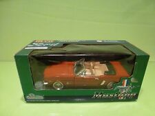 SUNNYSIDE SS7711W FORD MUSTANG CONVERTIBLE - RED 1:24 - EXCELLENT IN BOX