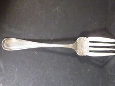 Silver YUKON SILVER COLD MEAT FORK  98-100 FINE