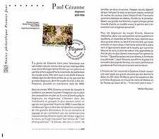 2006- PAUL  CÉZANNE   -  OBLITÉRÉ  PREMIER JOUR
