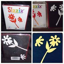 Sizzix Die Flower Daisy #3 Originals Gardening Scrapbook Flower Diecut Retired
