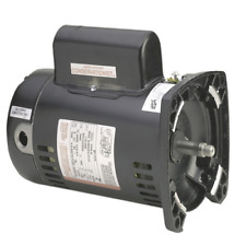 A.O. Smith 1 HP USQ1102 48Y Square Flange Pool Pump Motor, 15.3/7.6A 115/230V