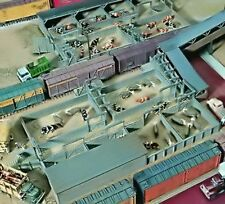 Walthers HO Scale Model Train Depots