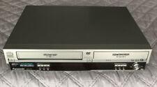 Panasonic DMR-E75VP Super Drive VHS DVD Recorder Dubbing Combo Player No Remote