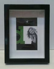 Black square shadow box photo picture frame 6x8/10x12