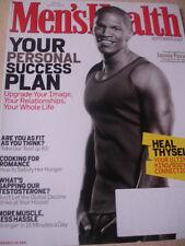september 2007 Men's Health Jamie Foxx on cover