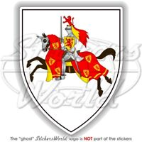 "FIFE Armoiries Blason ECOSSE RU 3.7"" (93mm) Vinyle Sticker Autocollant"