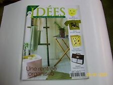 idées .  magazine des femmes creatrices   .  26    TBE