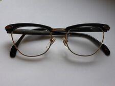 Original 50/60er True vintage Marwitz optima maturetic gafas para señora CatEye