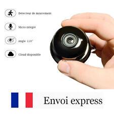 Caméra surveillance WIFI mini -  espion vision Nocturne - Appli Iphone & Android