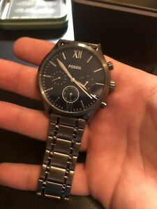fossil automatic watch men new