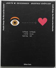 Graphic Design - Judith M. Grieshaber /Manfred Kröplien