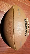 Wilson Nfl Football Kids Size Pee Wee