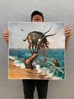 "Esao Andrews ""Seastrand"" Giclee Art Print Poster Signed #/300"