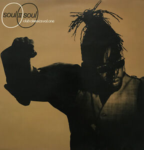 Soul II Soul Club Classics Vol One Vinyl Album Record (1989) DIX82