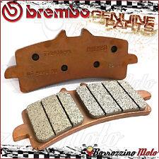 FRONT BRAKE PADS BREMBO GENUINE PARTS SINTERED 07BB3793 KTM DUKE R 690 2013 2014
