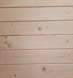 Profilbretter Profilholz Fassadenprofil Fasebretter 15x90mm Länge:150cm