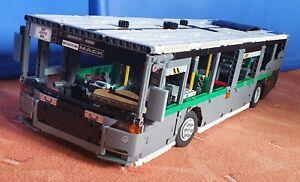 !!! Lego Technic Bus MOC 42078 - LESEN !!!