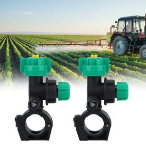 Agricultural Spraying Nozzle Gardening Pesticide Spray Nozzle For Plant 2Pcs