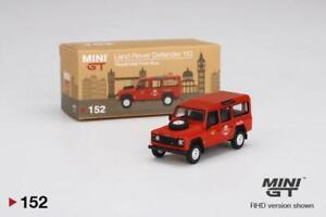 MGT00152 Land Rover Defender 110 UK Royal Mail Post Bus