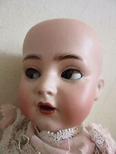"Antique Simon & Halbig K&R Kammer Reinhardt Bisque/Composition Doll 17"" #117"