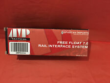 Airsoft Free Float 7.0 Rail Interface System