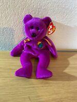 TY Beanies Beanie Original Baby 'Millennium' Bear With Tag Year 1999