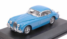 Jaguar Xk150 Fhc Blue 1:43 Model OXFORD
