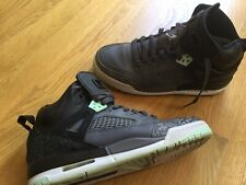Nike Air Jordan Spizike (Gs) 535712-015 Black/Mint Foam-Dark Gry Wht Size 6Y