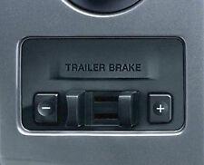 Genuine Trailer Brake Control (Vehicles W/ Tow/Max bl3z19h332aa
