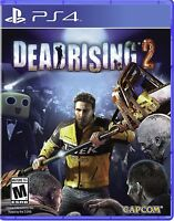 Dead Rising 2 (Sony PlayStation 4, 2016) BRAND NEW/ Region Free