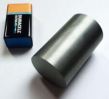 Germanium 35mm dia x 55mm CYLINDER -  6N 99.9999% Pure MONOCRYSTALLINE element!