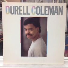 NM LP~DURELL COLEMAN~Self Titled 1985 (Somebody Took My Love)