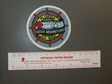 Boy Scout Florida Sea Base High Adventure Patch 2283W