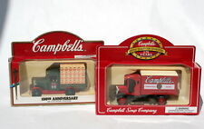 Truck Campbell Soup Die Cast Anniversary 100th Delivery Model Souvenir NIB