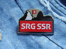 Pin SRG SSR SUISSE SWISS Broadcasting Bern