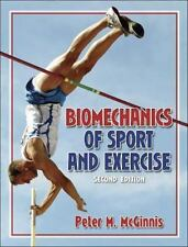Biomechanics of Sport and Exercise by Peter M. McGinnis (2004, Book, Other,...