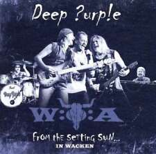CD de musique rock deep purple sans compilation