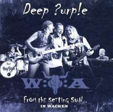 CD de musique rock album deep purple