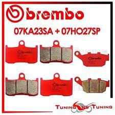Pastiglie Freno BREMBO Anteriori SA+Posteriori SP TRIUMPH DAYTONA 675 2007 2008