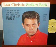 LOU CHRISTIE Strikes Back LP ORIGINAL CO&CE RECORDS LP-1231