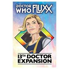 Card Games Fluxx Doctor Who Fluxx 13th Doctor Expansion