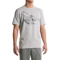 NWT~ MEN'S UNDER ARMOUR, LOOSE FIT HEAT GEAR T-SHIRT. COPTER GRAPHIC. M- XL