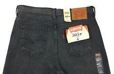 Levi's 505c Orange Tab Women's Size 31x29 Cropped Gray Denim Jeans MSRP $98