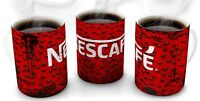 NESCAFE BEANS COFFEE STYLE Mug ,Gift 110Z