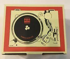 Crosley RSD3 Mini Turntable (no record included)